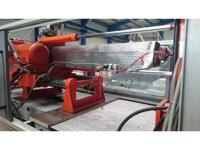 Spritzgiessmaschine TMC TMC 500 E 5000/4000 - 6