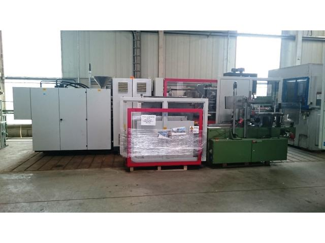 Spritzgiessmaschine Ferromatik K220-S - 3