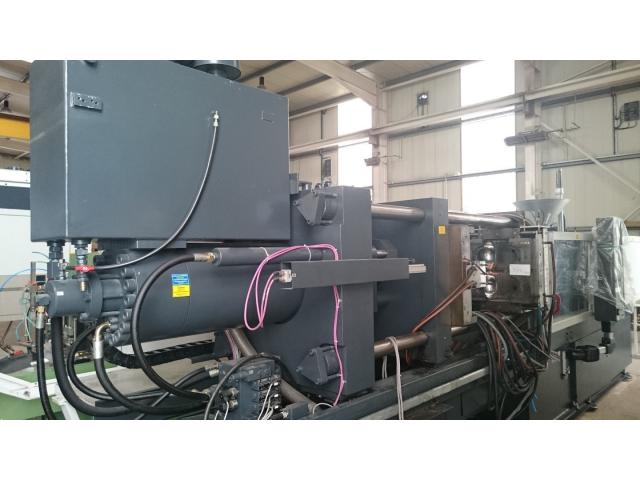 Spritzgiessmaschine Ferromatik K220-S - 4