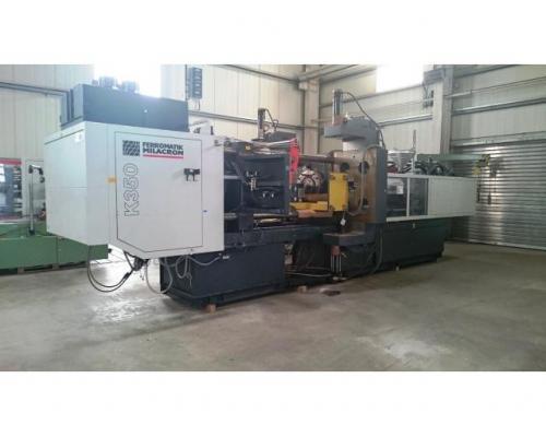 Spritzgiessmaschine Ferromatik K350 - Bild 1