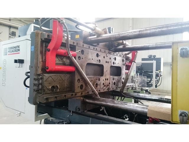 Spritzgiessmaschine Ferromatik K350 - 2