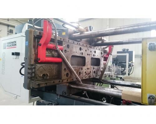Spritzgiessmaschine Ferromatik K350 - Bild 2