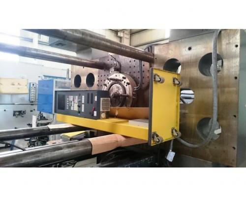 Spritzgiessmaschine Ferromatik K350 - Bild 3