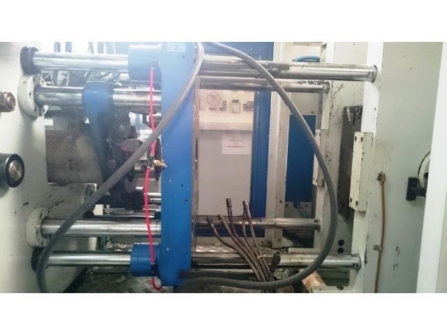 Spritzguss-Blasmaschine Procrea REV-200 - 2