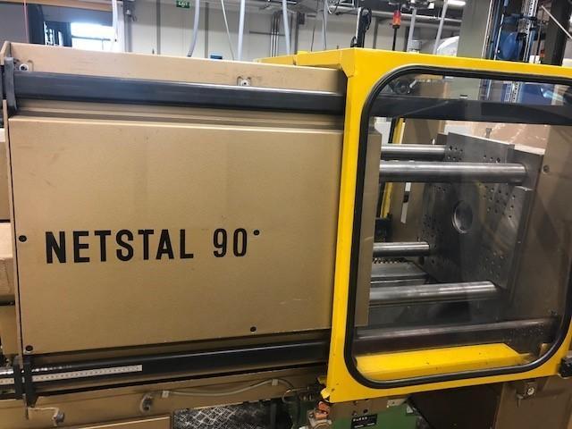 Spritzgießmaschine Neststal Sycap 90 - 2