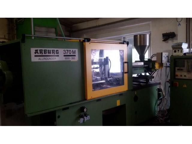 Arburg Allrounder 370M 1000-250 - 1