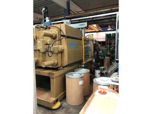 Spritzgießmaschine Netstal 3000/ 3550 - 1