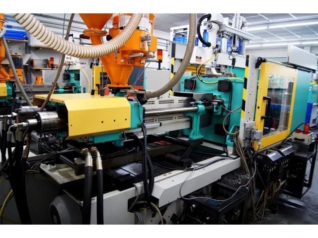 Spritzgießmaschine Arburg Allrounder Centex 370C 800-350 - 2