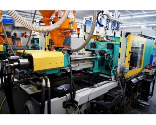 Spritzgießmaschine Arburg Allrounder Centex 370C 800-350 - Bild 2