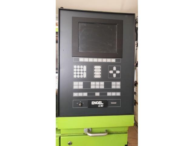 Spritzgießmaschine Engel ES 330/80 - 3