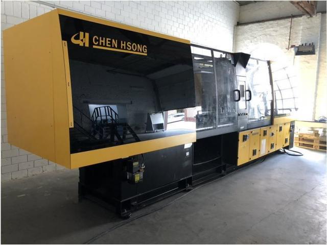Spritzgießmaschine Chen Hsong Easymaster EM260-SVP/2 - 4