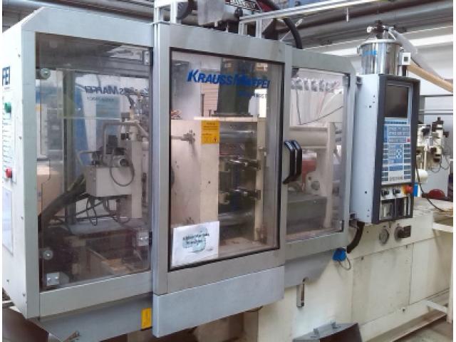 Spritzgießmaschine Krauss Maffei KM 50-160 C1 - 1