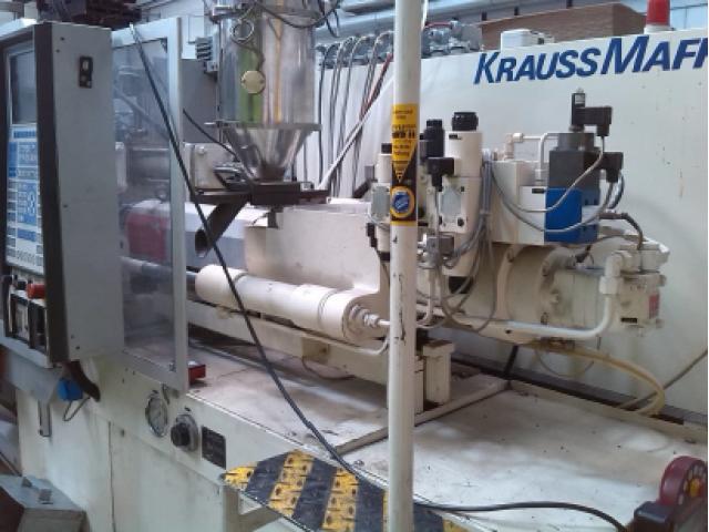 Spritzgießmaschine Krauss Maffei KM 50-160 C1 - 2