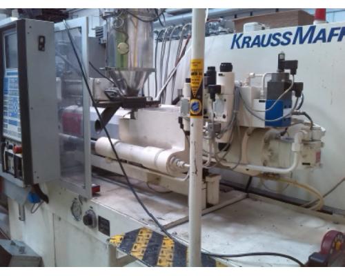 Spritzgießmaschine Krauss Maffei KM 50-160 C1 - Bild 2