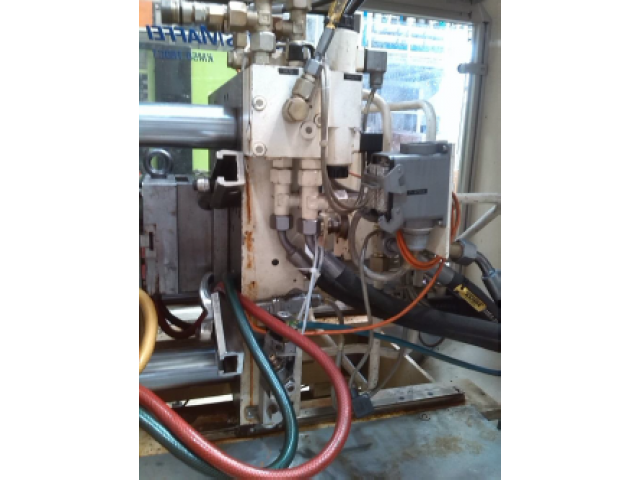 Spritzgießmaschine Krauss Maffei KM 50-160 C1 - 3