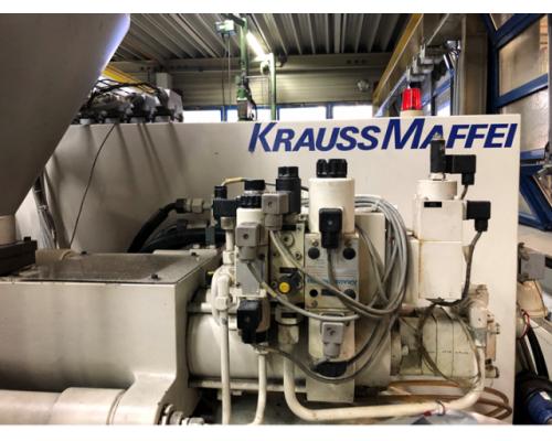 Spritzgießmaschine Krauss Maffei 80-220 C1 - Bild 2