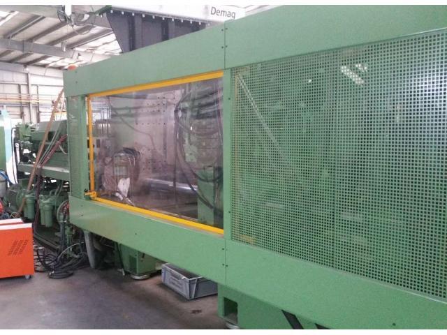 Spritzgießmaschine Demag modular 650/1000-3300 - 1