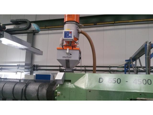 Spritzgießmaschine Demag modular 650/1000-3300 - 2