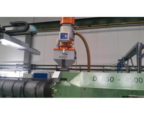 Spritzgießmaschine Demag modular 650/1000-3300 - Bild 2