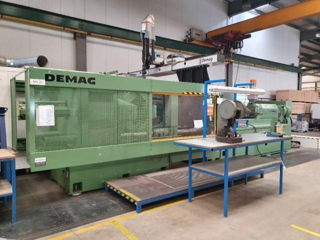 Spritzgießmaschine Demag modular 650/1000-3300 - 4