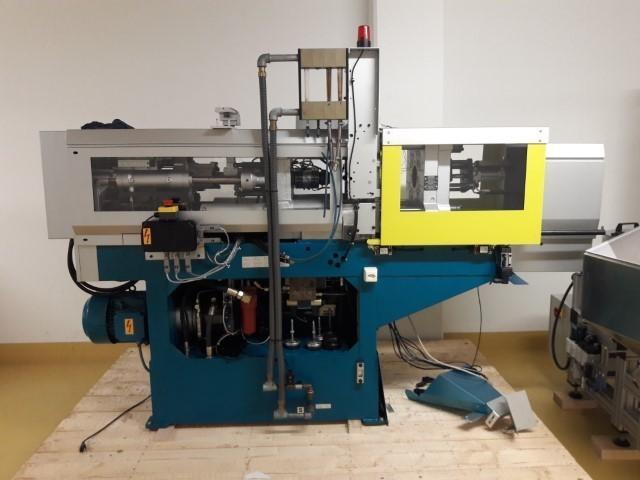 Spritzgiessmaschine BOY 30A - 1