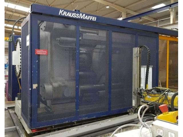 Spritzgießmaschine Krauss Maffei KM 2000-14700 M - 1