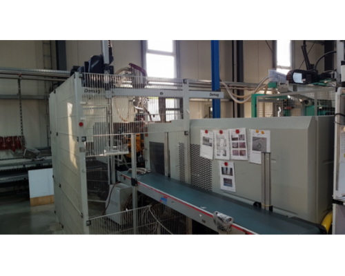 Spritzgießmaschine mit Robotsystem Welltec 180 F2 - Bild 2