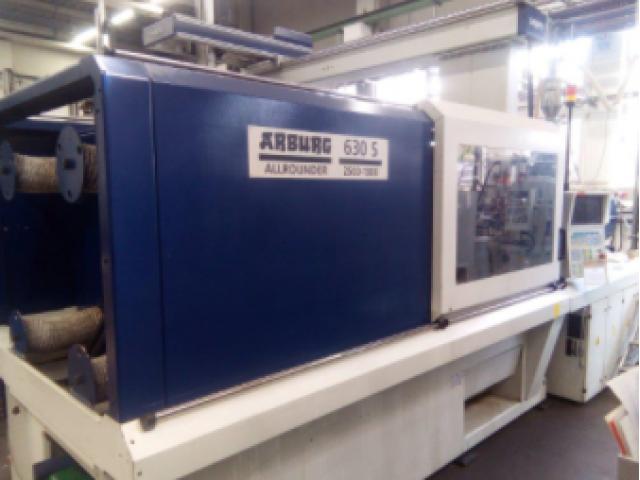 Spritzgießmaschine Arburg 630 S 2500-1300 - 1