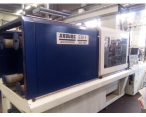 Spritzgießmaschine Arburg 630 S 2500-1300 - Bild 1