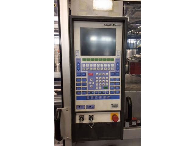 Spritzgießmaschine KraussMaffei 110-390 C1 - 5