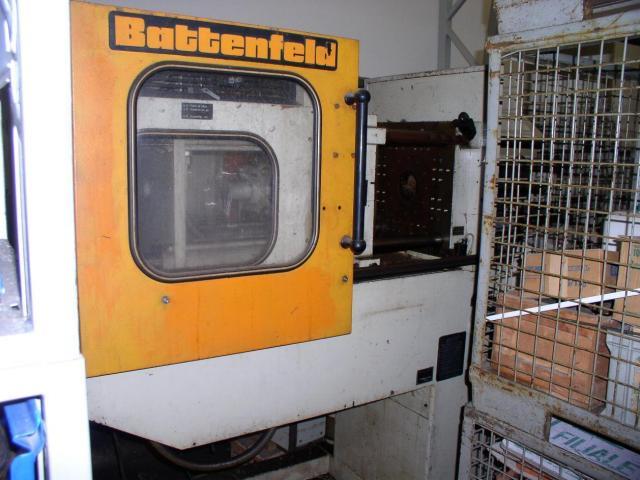 Spritzgießmaschine Battenfeld BSKM 170/46-S - 6