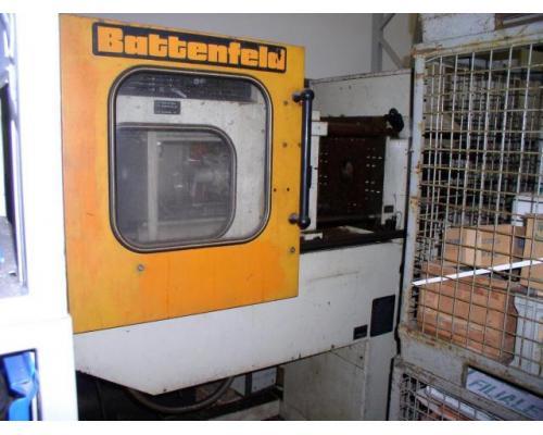 Spritzgießmaschine Battenfeld BSKM 170/46-S - Bild 6