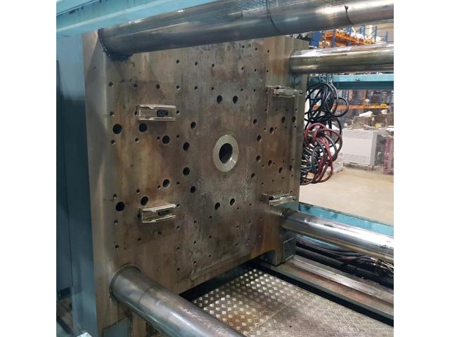 Spritzgießmaschine Demag 10000-8000 - 3
