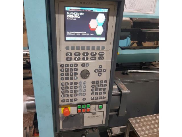 Spritzgießmaschine Demag 10000-8000 - 4