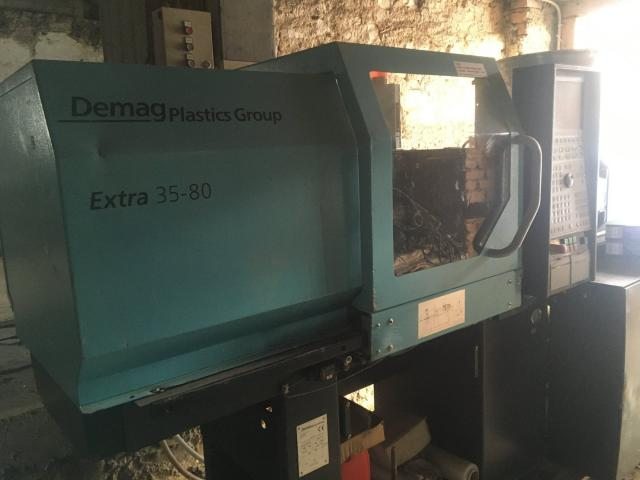 Spritzgießmaschine Demag ergotec 35/280-80 - 1