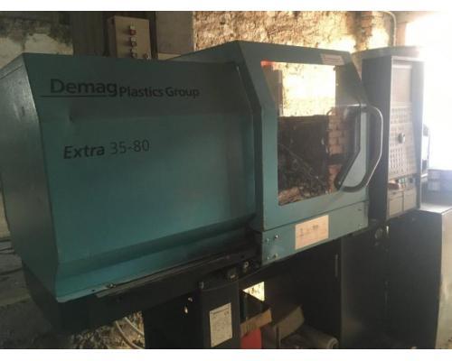 Spritzgießmaschine Demag ergotec 35/280-80 - Bild 1