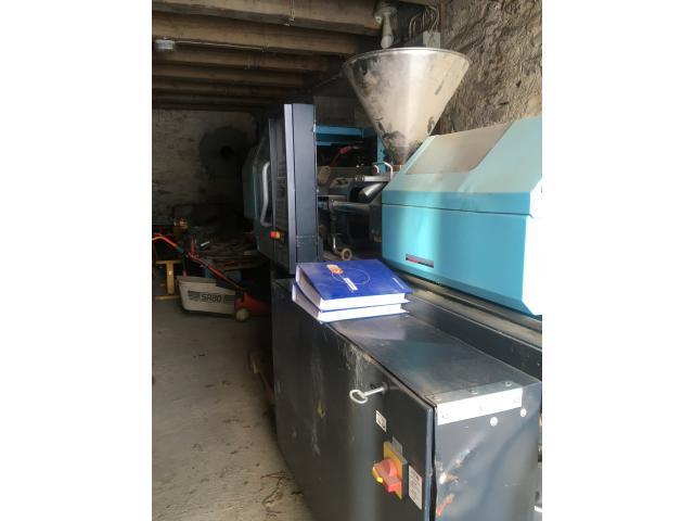 Spritzgießmaschine Demag ergotec 35/280-80 - 3