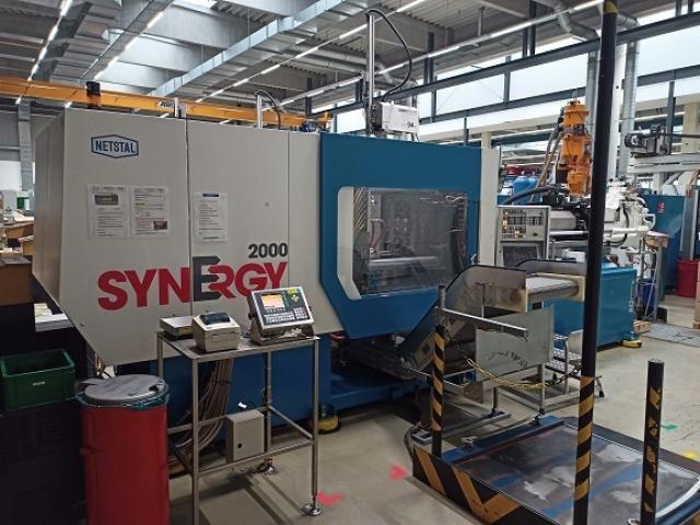 Spritzgießmaschine Netstal S 2000-1700 - 1