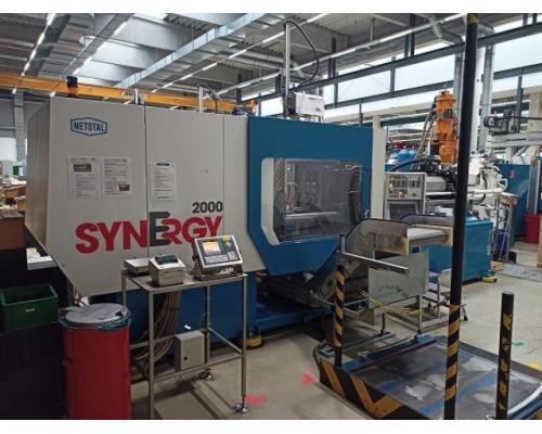 Spritzgießmaschine Netstal S 2000-1700 - Bild 1