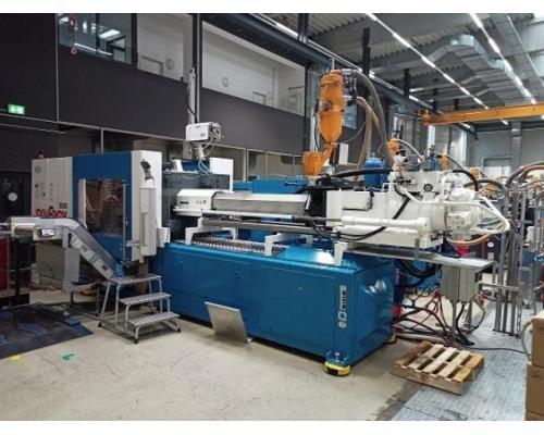 Spritzgießmaschine Netstal S 2000-1700 - Bild 2