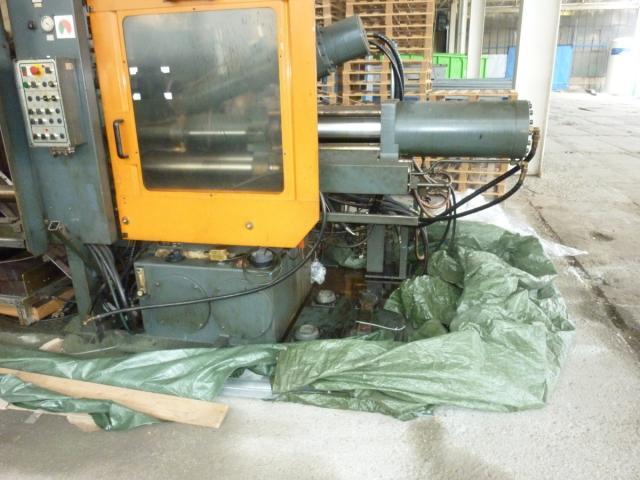 Gummispritzgießmaschine verschiedene Typen - 2