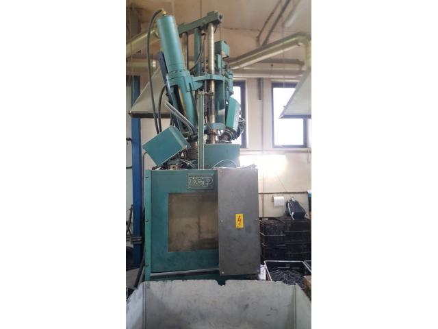 Gummispritzgießmaschine verschiedene Typen - 3
