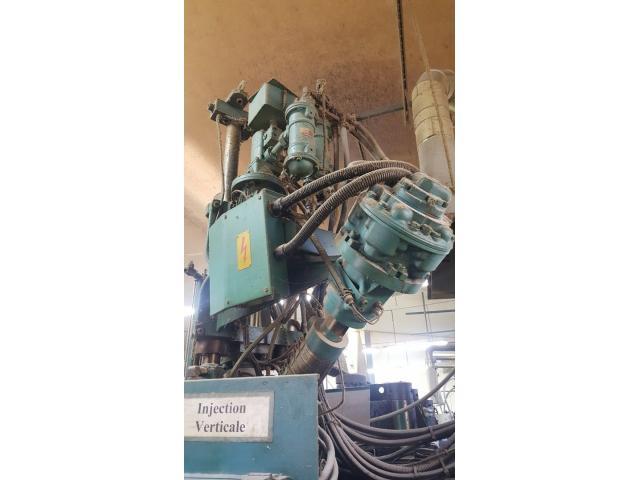 Gummispritzgießmaschine verschiedene Typen - 4