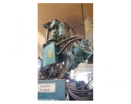 Gummispritzgießmaschine verschiedene Typen - Bild 4