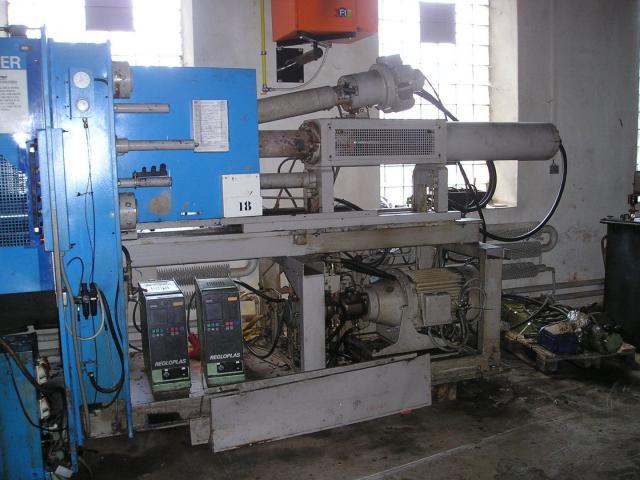 Gummispritzgießmaschine verschiedene Typen - 7