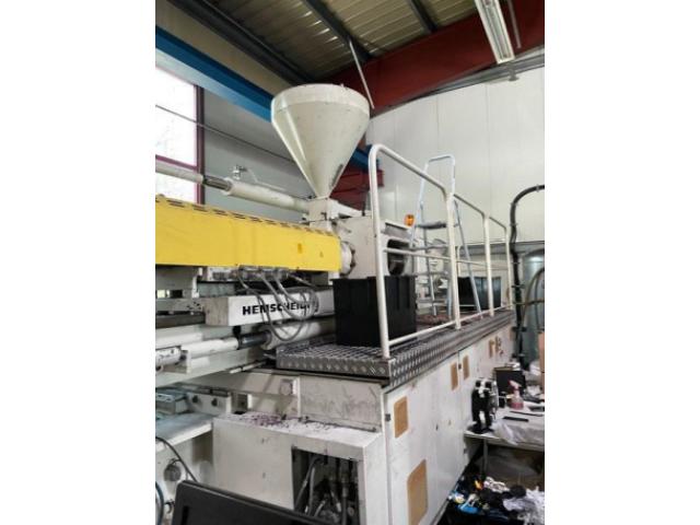 Spritzgießmaschine Hemscheidt HM 11400-1250H - 1