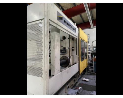 Spritzgießmaschine Hemscheidt HM 11400-1250H - Bild 3
