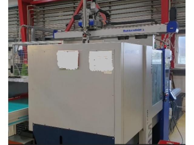 2x Spritzgiessmaschinen Battenfeld HM 1600/525 - 1