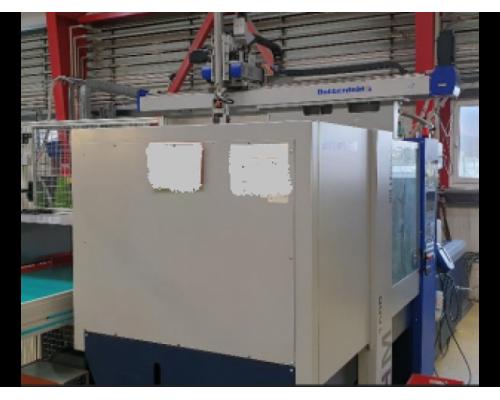 2x Spritzgiessmaschinen Battenfeld HM 1600/525 - Bild 2