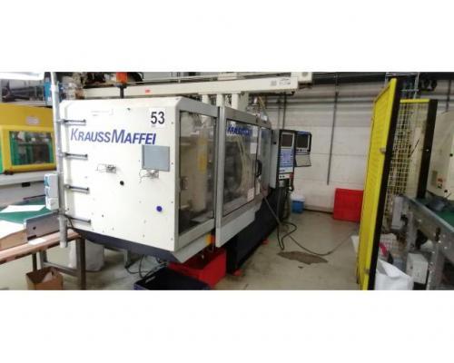 Spritzgießmaschine Krauss Maffei KM 80 C1 - Bild 1